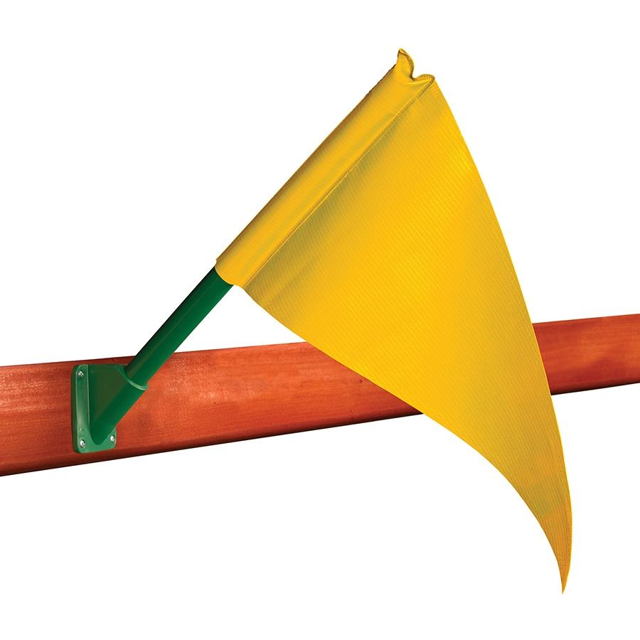 Gorilla Playsets Yellow Flag Kit
