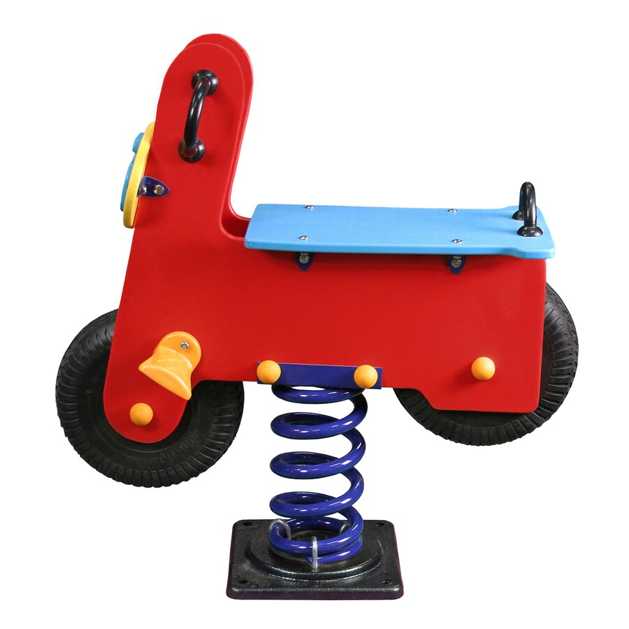 Gorilla Playsets Scooter Spring Riding Toy