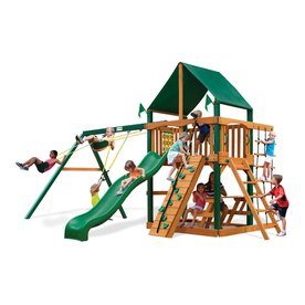 Shop Wood Playsets At Lowes Com