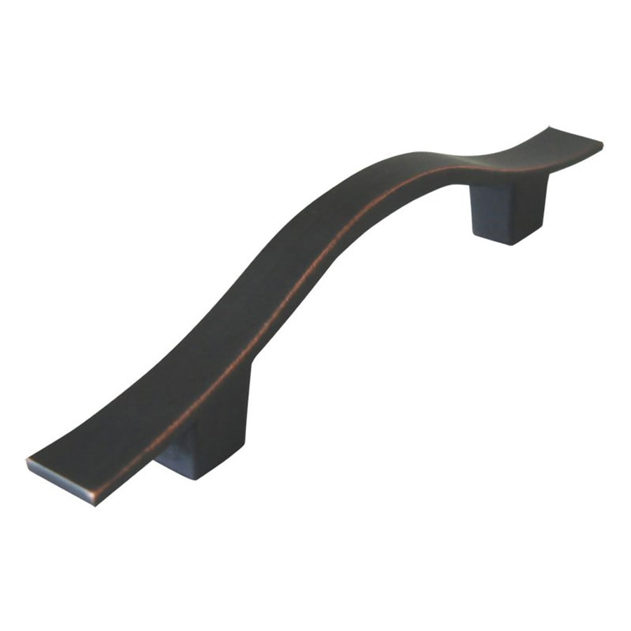 Design House 3-In Center-To-Center Oil-Rubbed Bronze Metro Cabinet Pull
