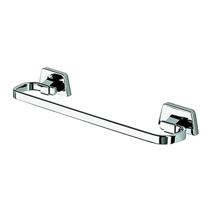 Nameeks Standard Hotel Chrome Single Towel Bar (Common: 16-in; Actual: 15.75-in)