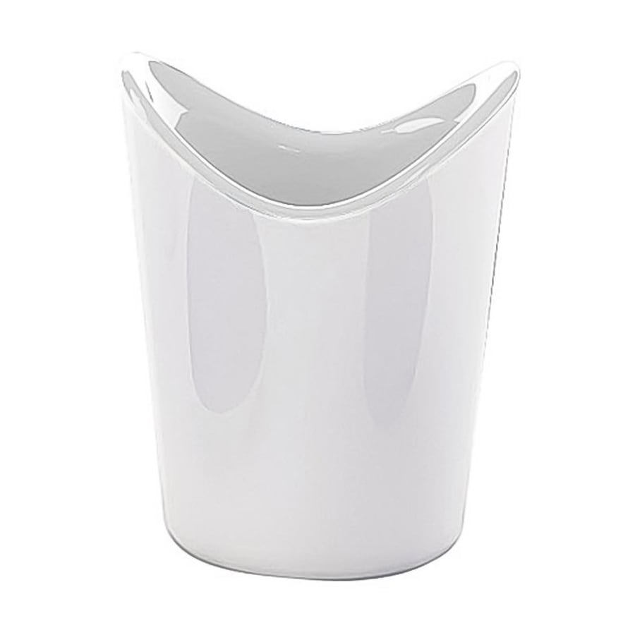 Nameeks Moby White Plastic Toothbrush Holder