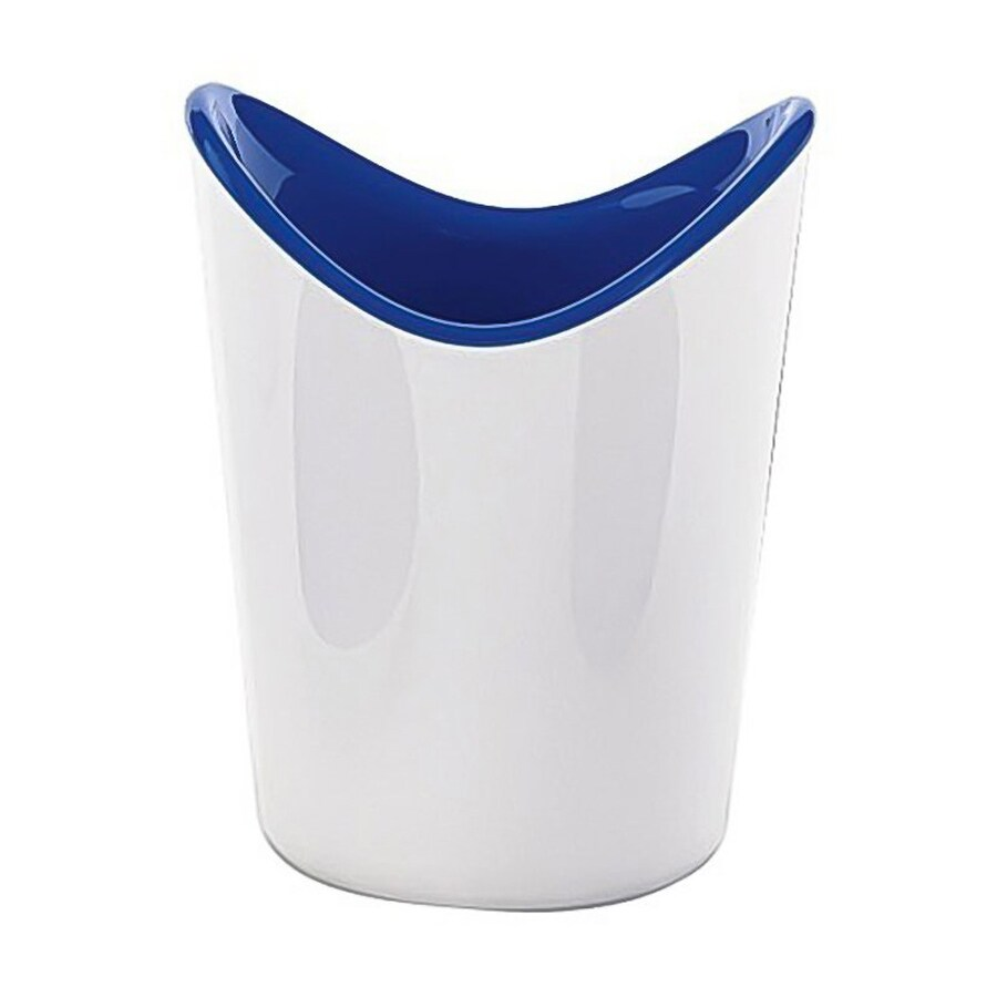 Nameeks Moby Blue Plastic Toothbrush Holder