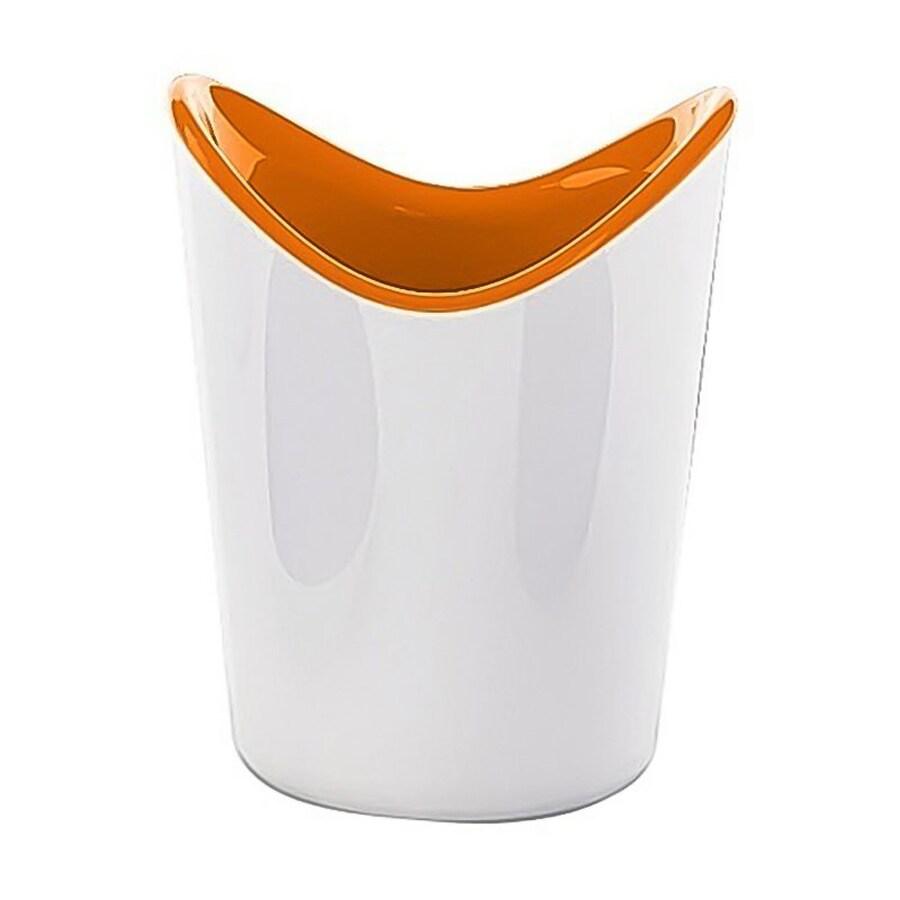 Nameeks Moby Orange Plastic Toothbrush Holder