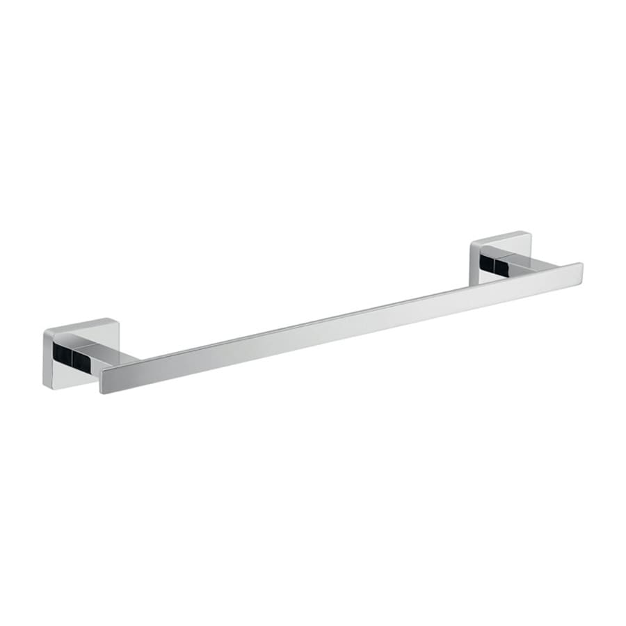 Nameeks Atena Chrome Single Towel Bar (Common: 13-in; Actual: 14-in)