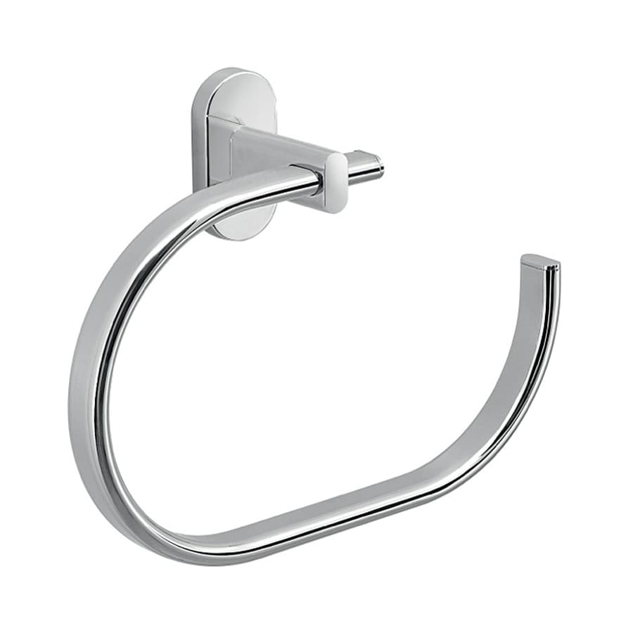 Nameeks Febo Chrome Wall Mount Towel Ring