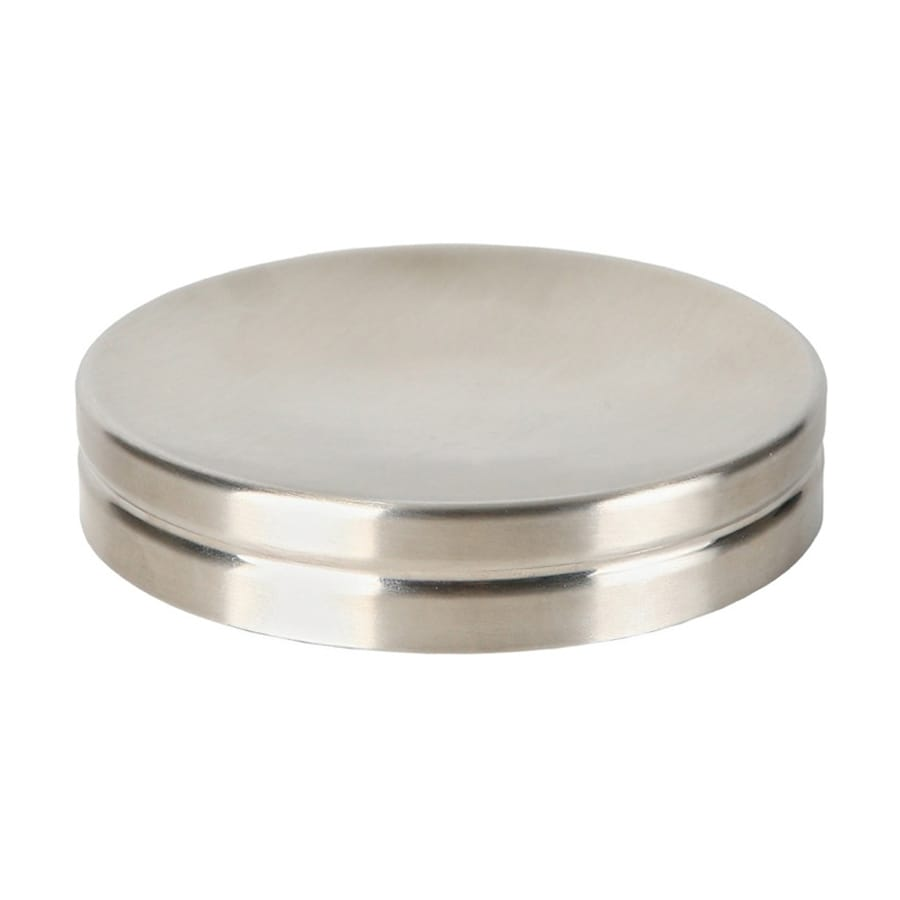 Nameeks Naos Brushed Nickel Stainless Steel Soap Dish