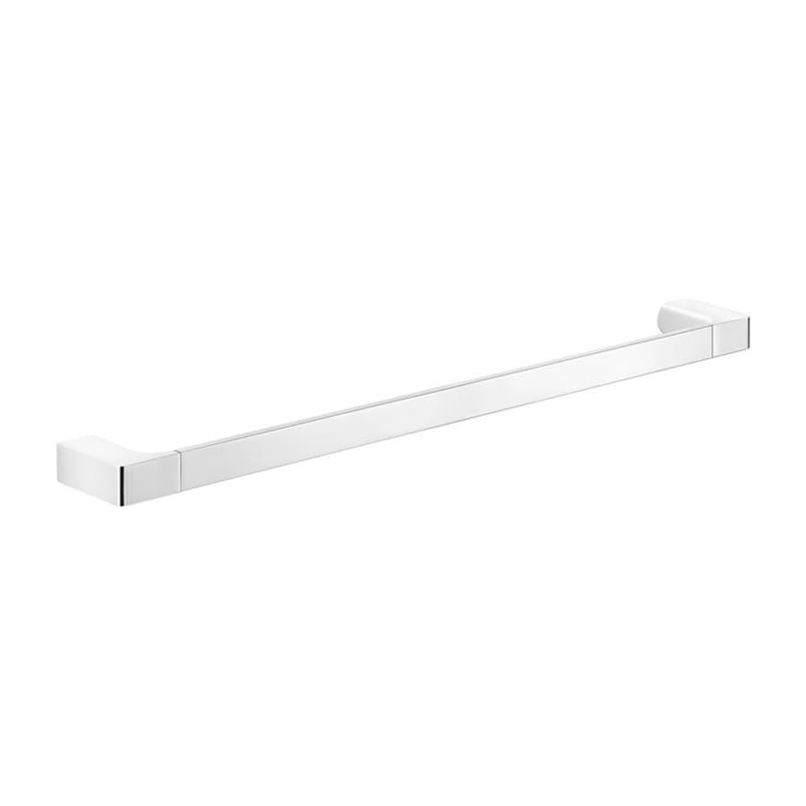 Nameeks Pirenei Chrome Single Towel Bar (Common: 22-in; Actual: 23.62-in)