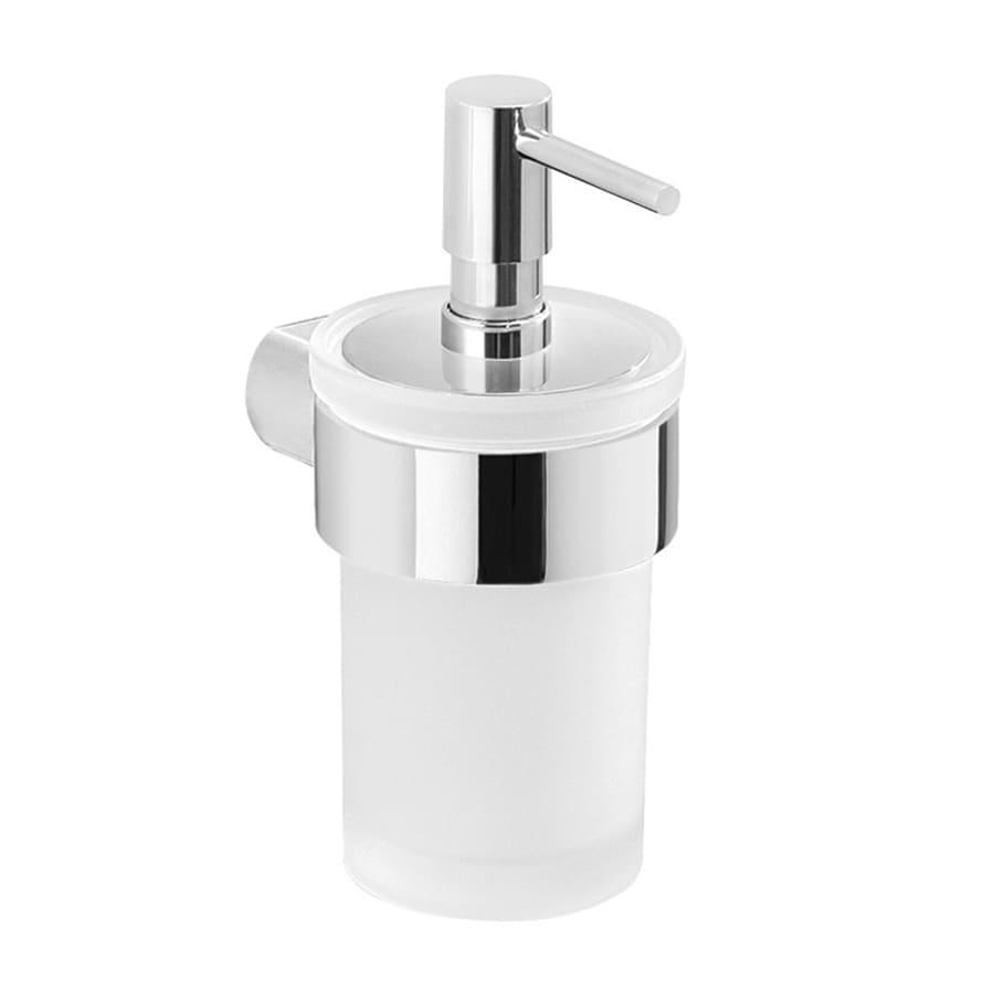 Nameeks Pirenei White Soap and Lotion Dispenser