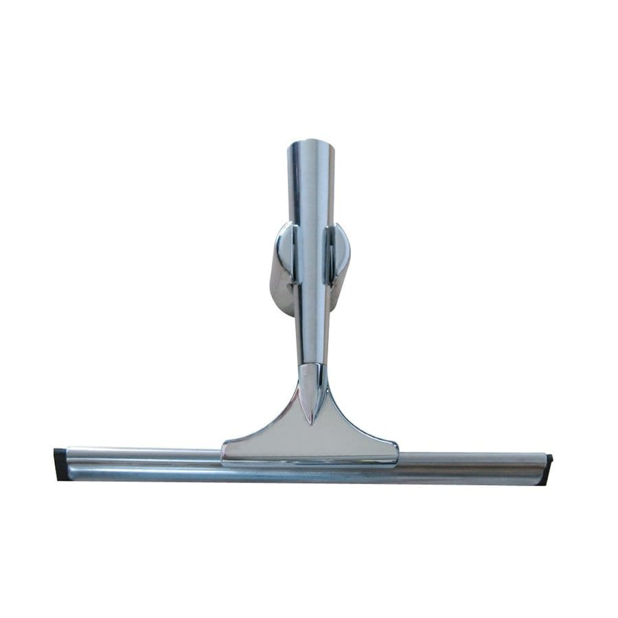 No Drilling Required Shower Squeegee