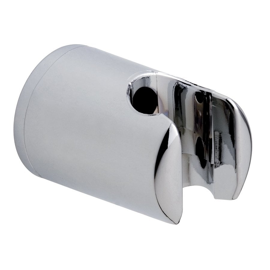 Shop No Drilling Required Chrome Hand Shower Holder at Lowes.com