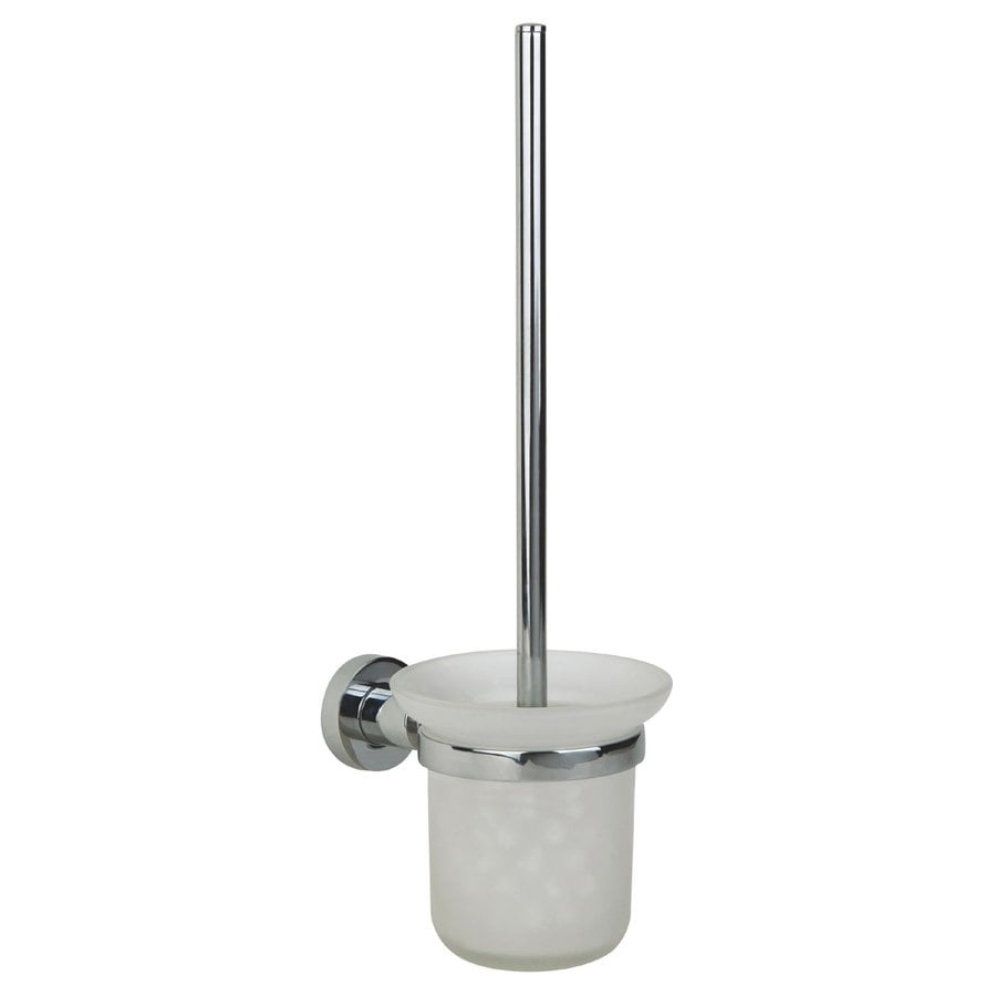 No Drilling Required Loxx Toilet Brush