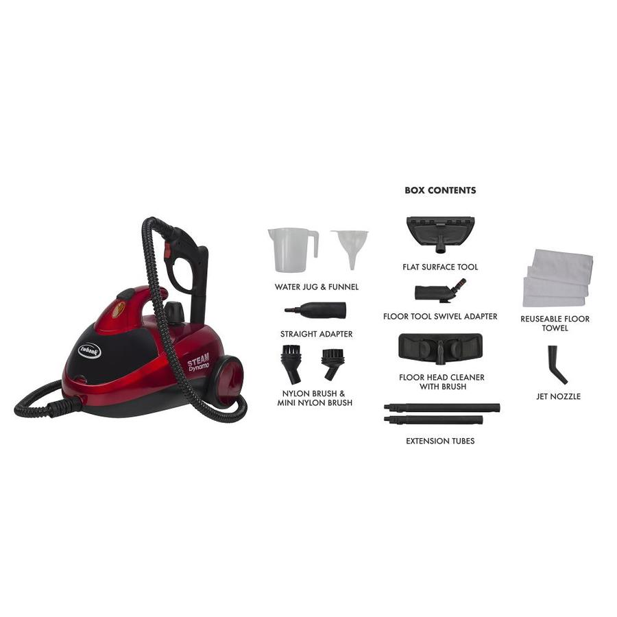 Ewbank Steam Dynamo 0.4-Gallon Multipurpose Steam Cleaner