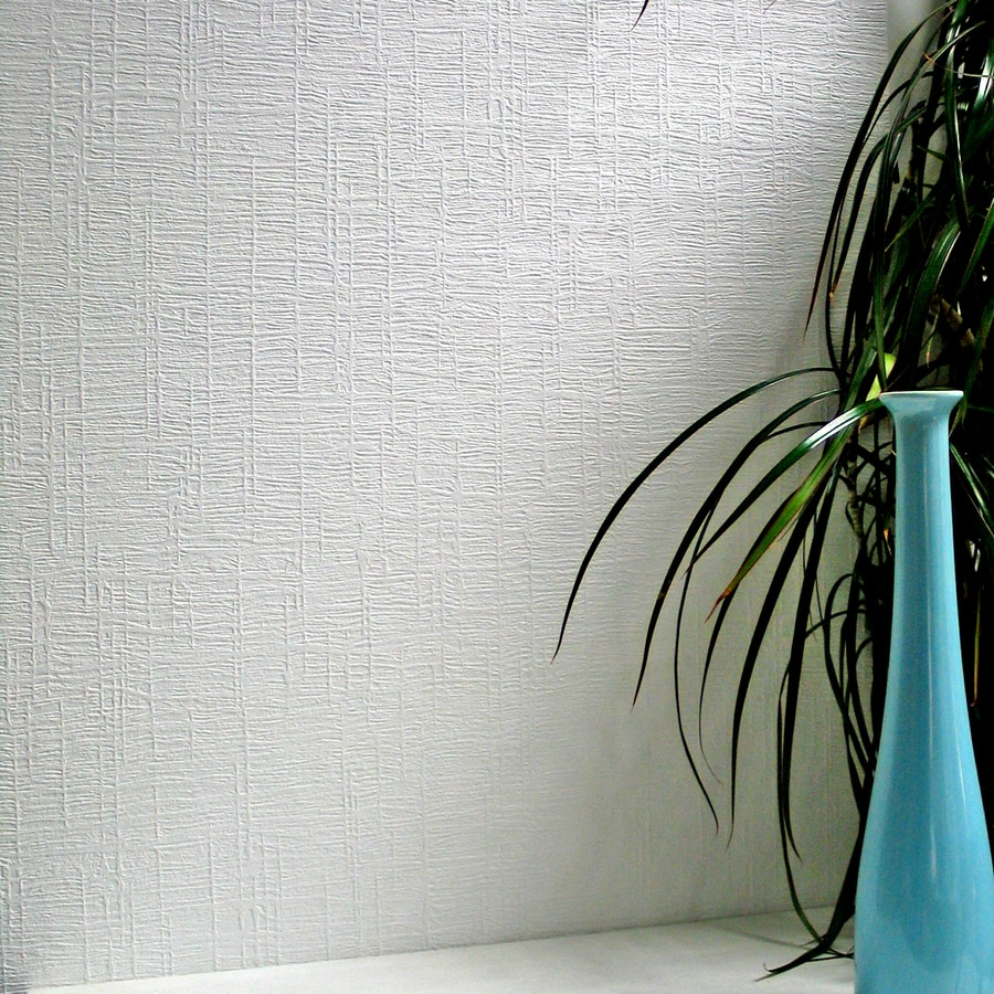 Brewster Wallcovering Anaglypta X Paintable Non-Woven Paintable Textured Brushstroke 3-D Wallpaper