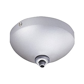 Shop ceiling light mounts at lowes jesco satin nickel hanging light canopy aloadofball Image collections