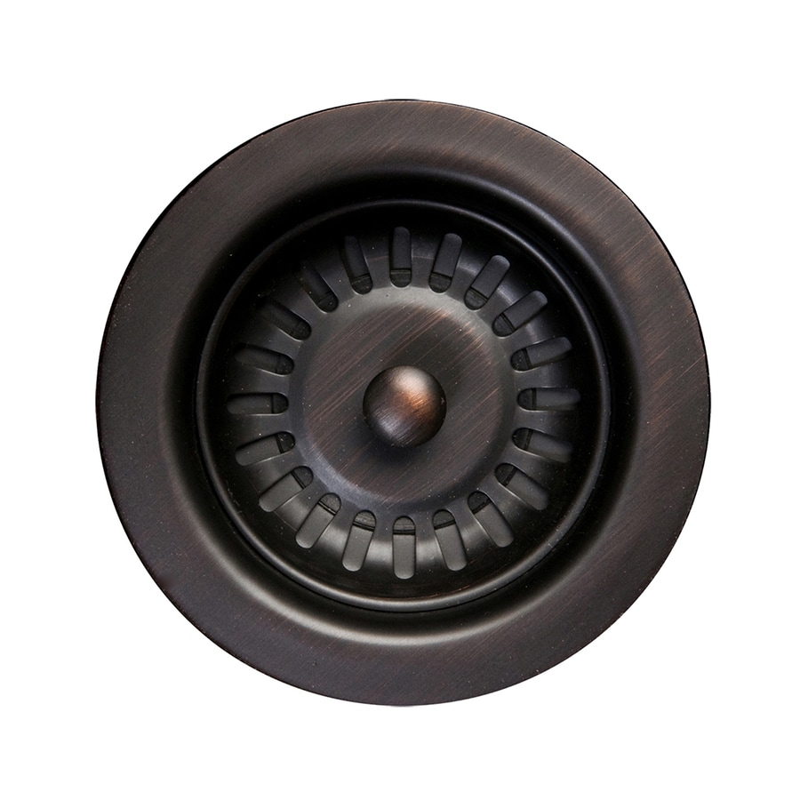 Lowes Oil Rubbed Bronze Kitchen Sink Drain