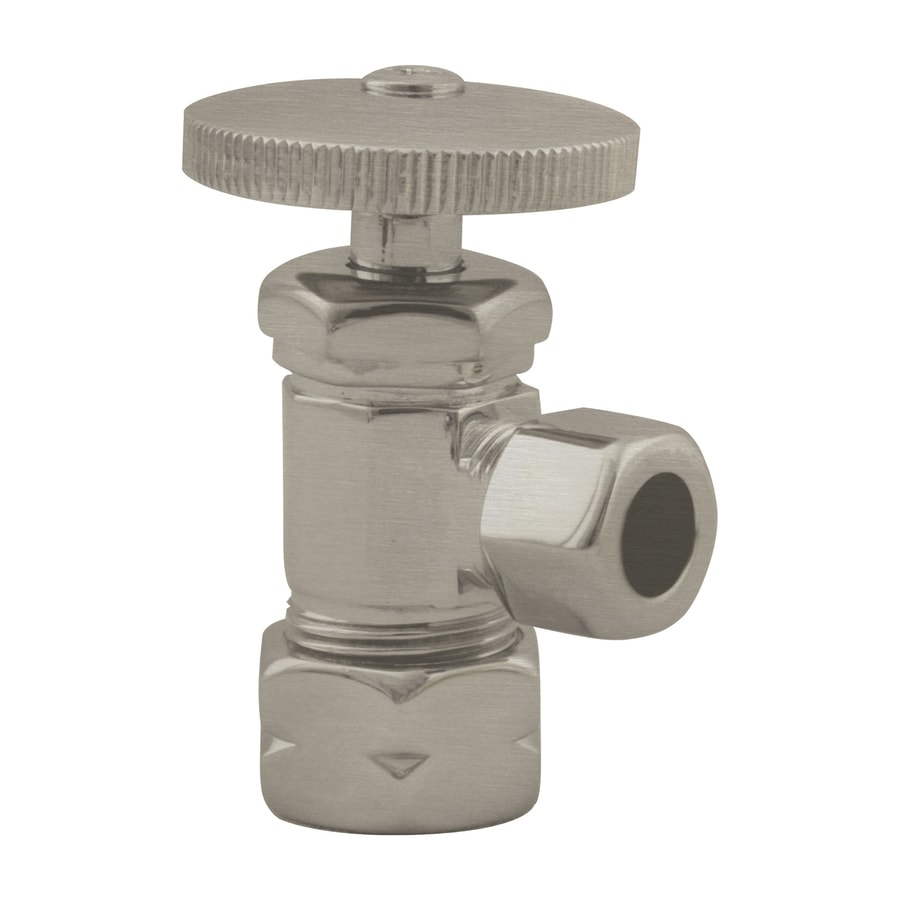 Westbrass Stainless Steel Angle Valve