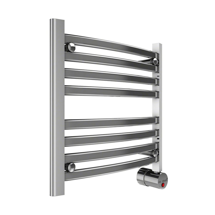 Mr. Steam Polished Chrome Wall Mounted Towel Warmer