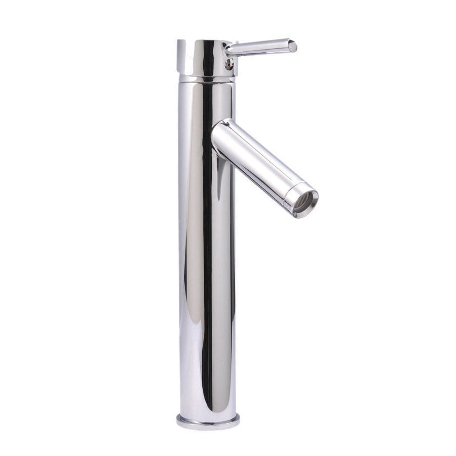 Virtu USA Chrome 1-Handle Vessel WaterSense Bathroom Faucet