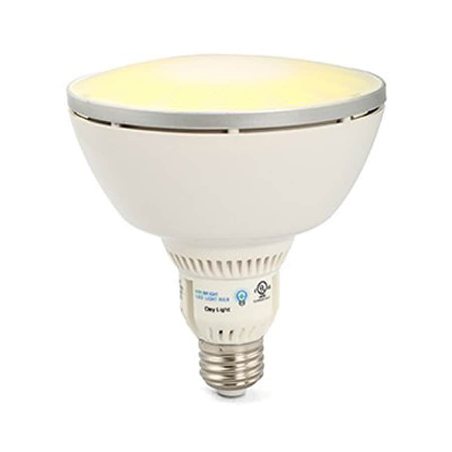 Viribright Benchmark 75 W Equivalent Warm White PAR38 LED Flood Light Bulb