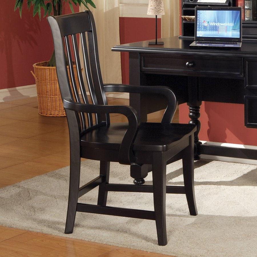 Steve Silver Company Bella Black Arm Chair