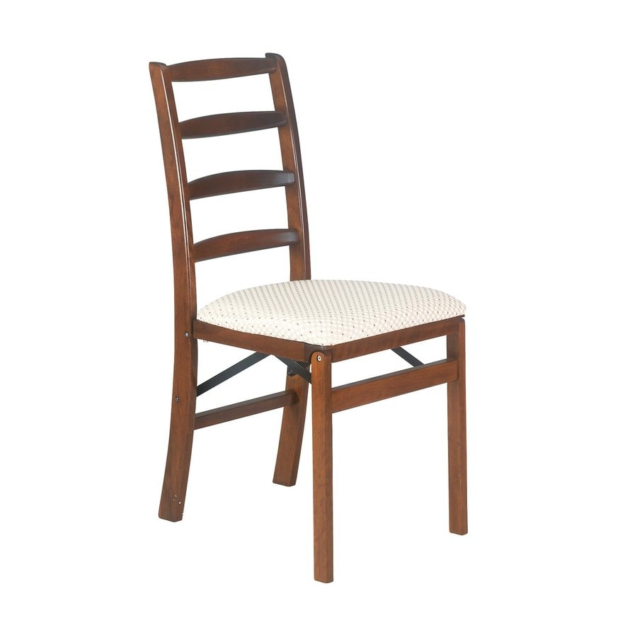 Stakmore Set of 2 Blush Side Chairs