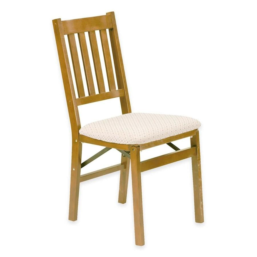 Stakmore Set of 2 Mission/Shaker Side Chairs