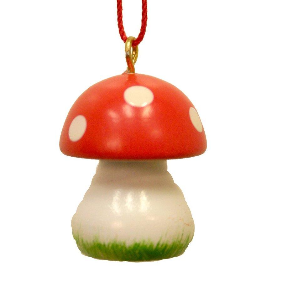 Alexander Taron Mushroom Multiple Mushroom Ornament