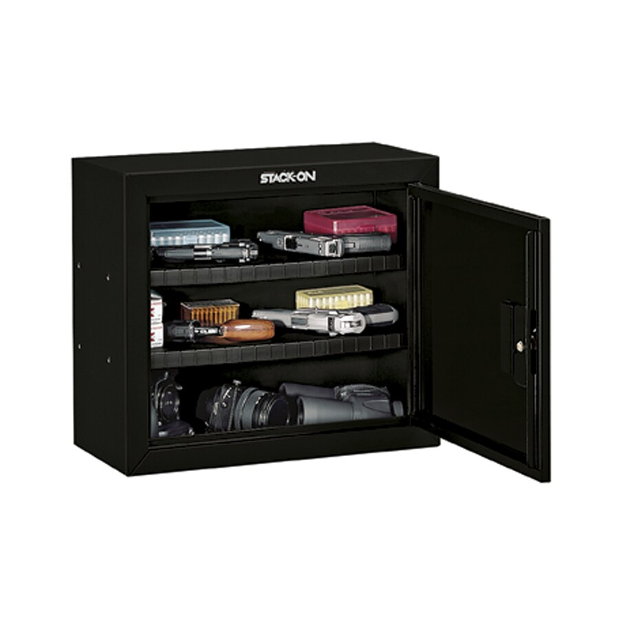 Stack-On 10-Gun Keyed Gun Safe