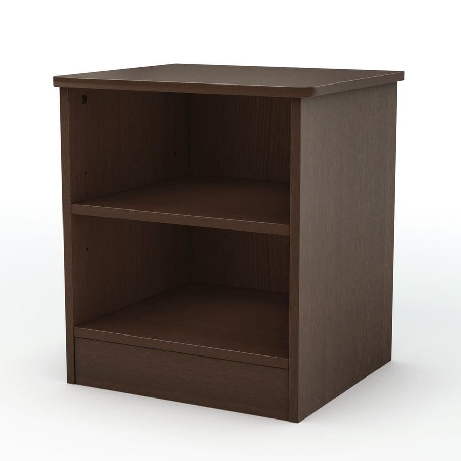 South Shore Furniture Libra Chocolate Nightstand