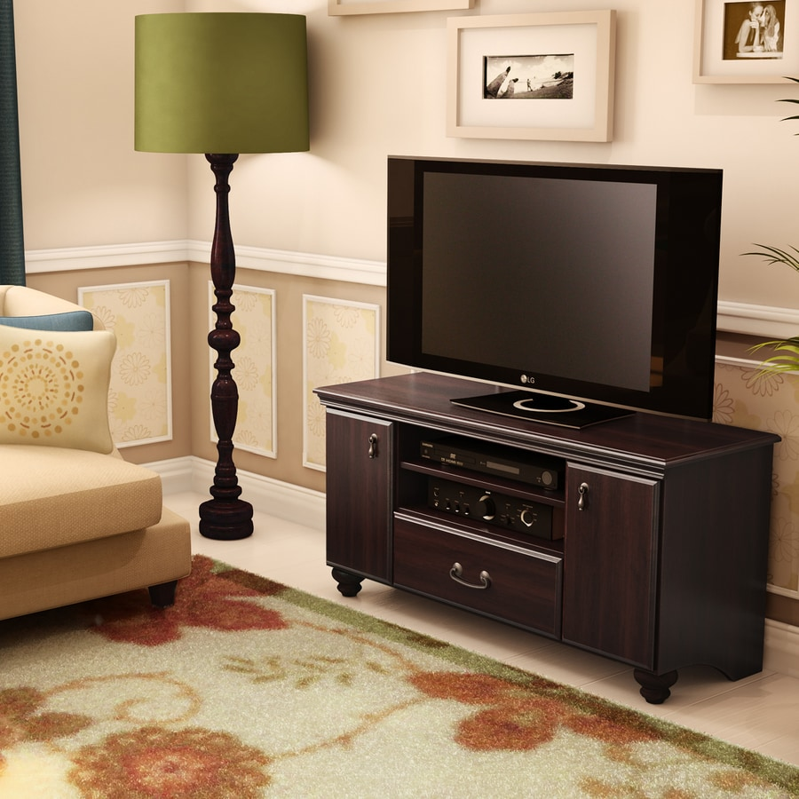 South Shore Furniture Noble Dark Mahogany TV Cabinet