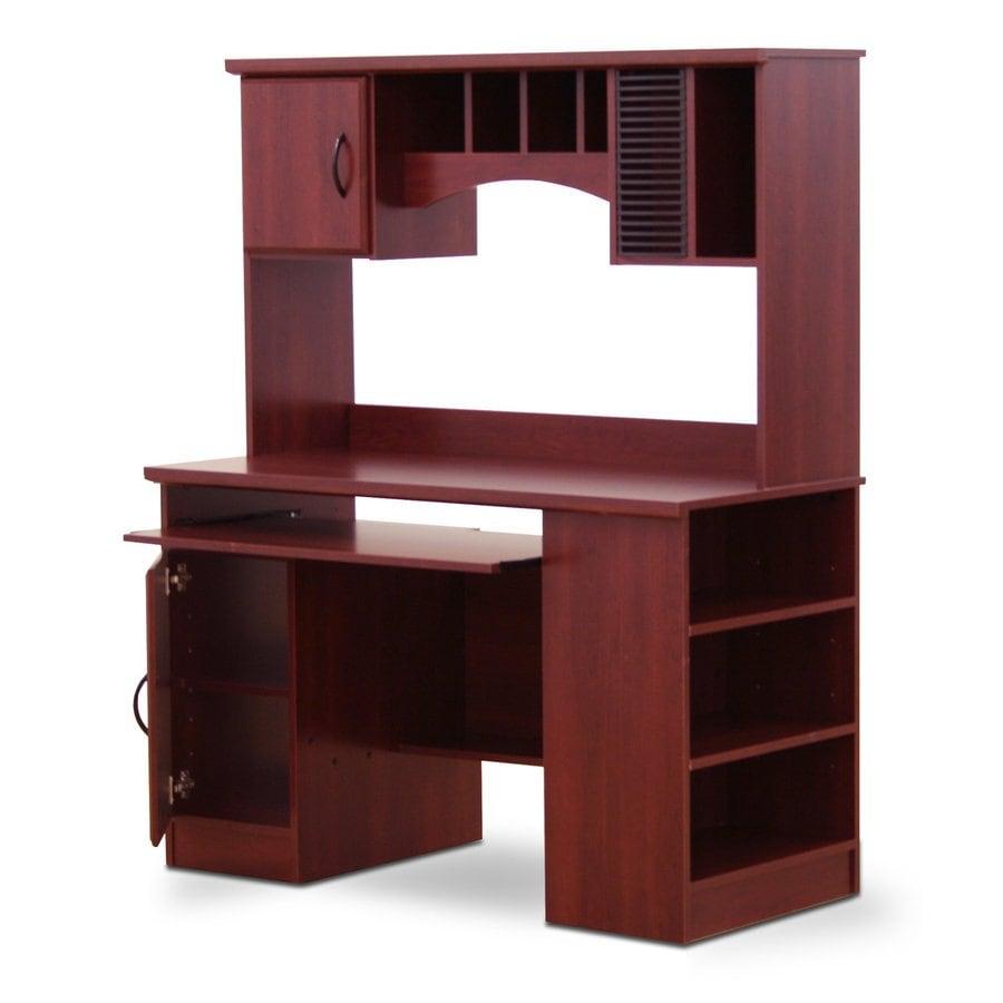 South S Furniture Morgan Royal Cherry Computer Desk
