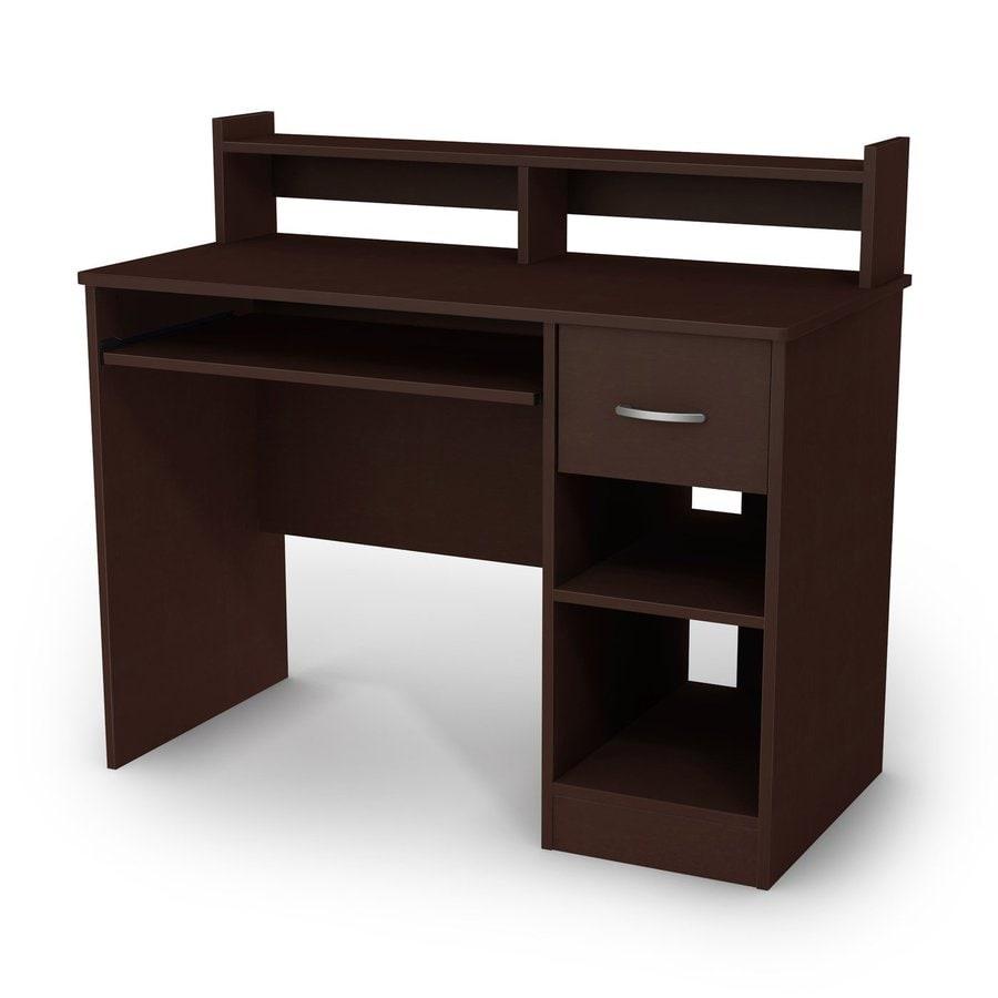 South Shore Furniture Axes Contemporary Computer Desk
