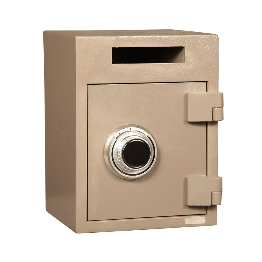 SoCAL Safe Combination Lock Drop Box Safe