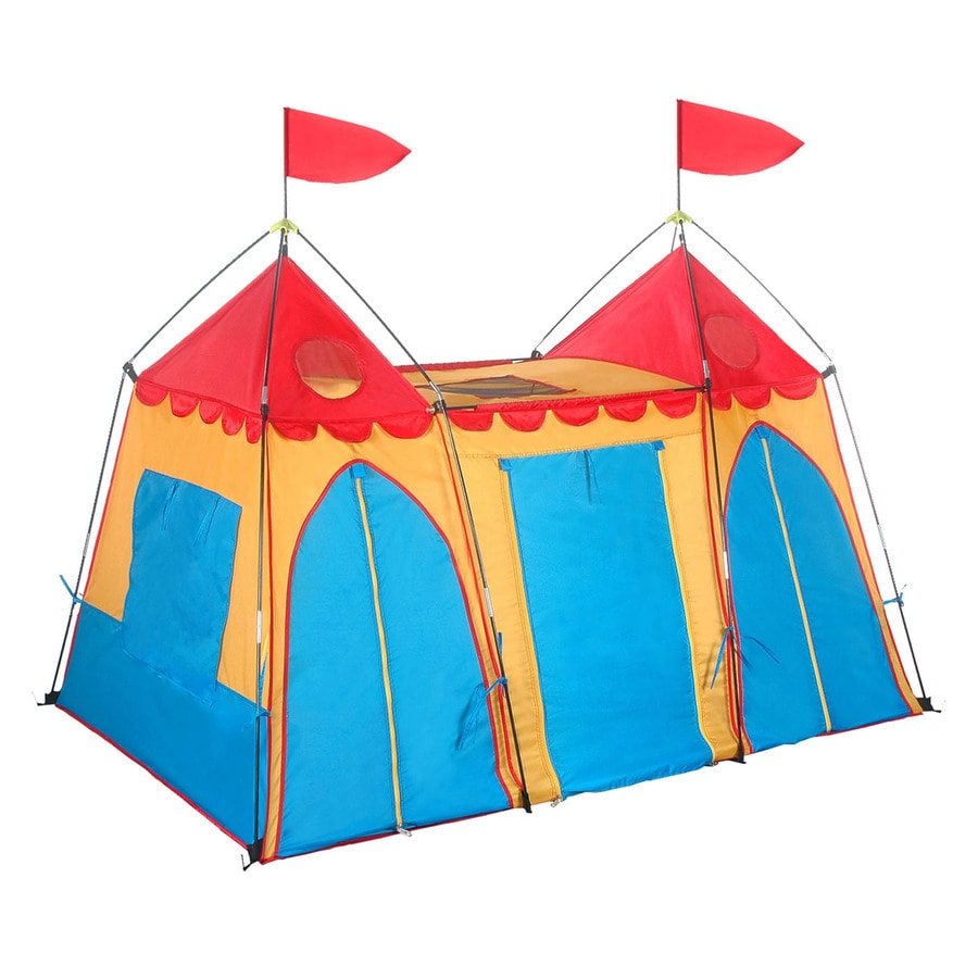 Gigatent Fantasy Palace Play Tent Residential Interactive Play System