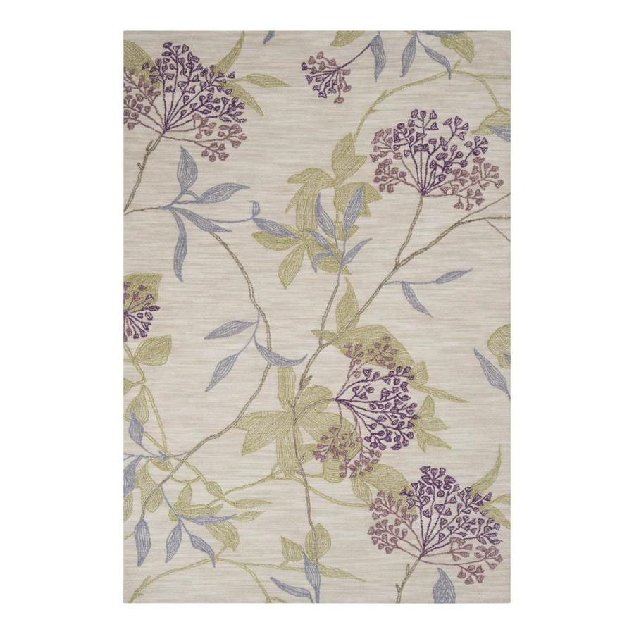 Surya Ameila Rectangular Indoor Tufted Nature Area Rug (Common: 5 x 8; Actual: 60-in W x 90-in L)