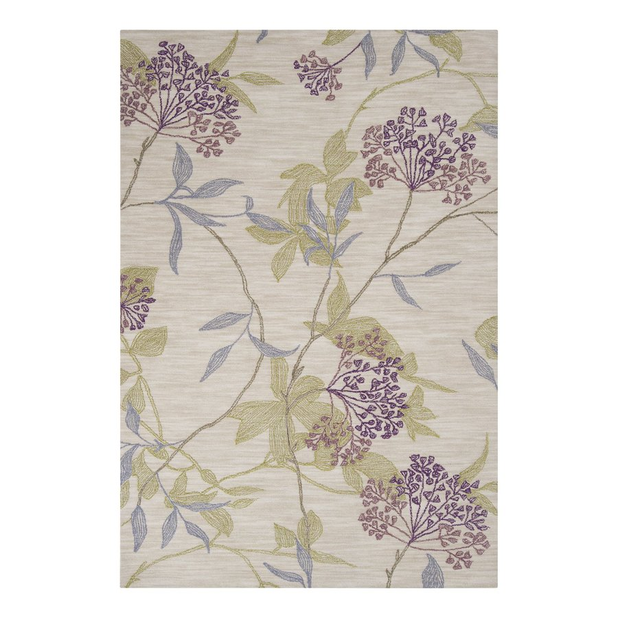 Surya Ameila Rectangular Indoor Tufted Nature Area Rug (Common: 8 x 11; Actual: 8-ft W x 11-ft L)