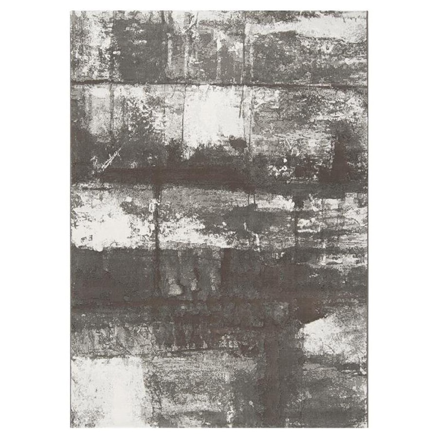 Surya Contempo Rectangular Indoor Machine-Made Area Rug (Common: 5 x 8; Actual: 5.25-ft W x 7.5-ft L)