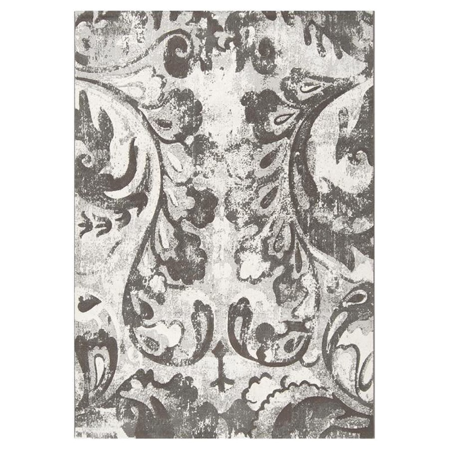 Surya Contempo Rectangular Indoor Machine-Made Nature Area Rug (Common: 5 x 8; Actual: 63-in W x 90-in L)