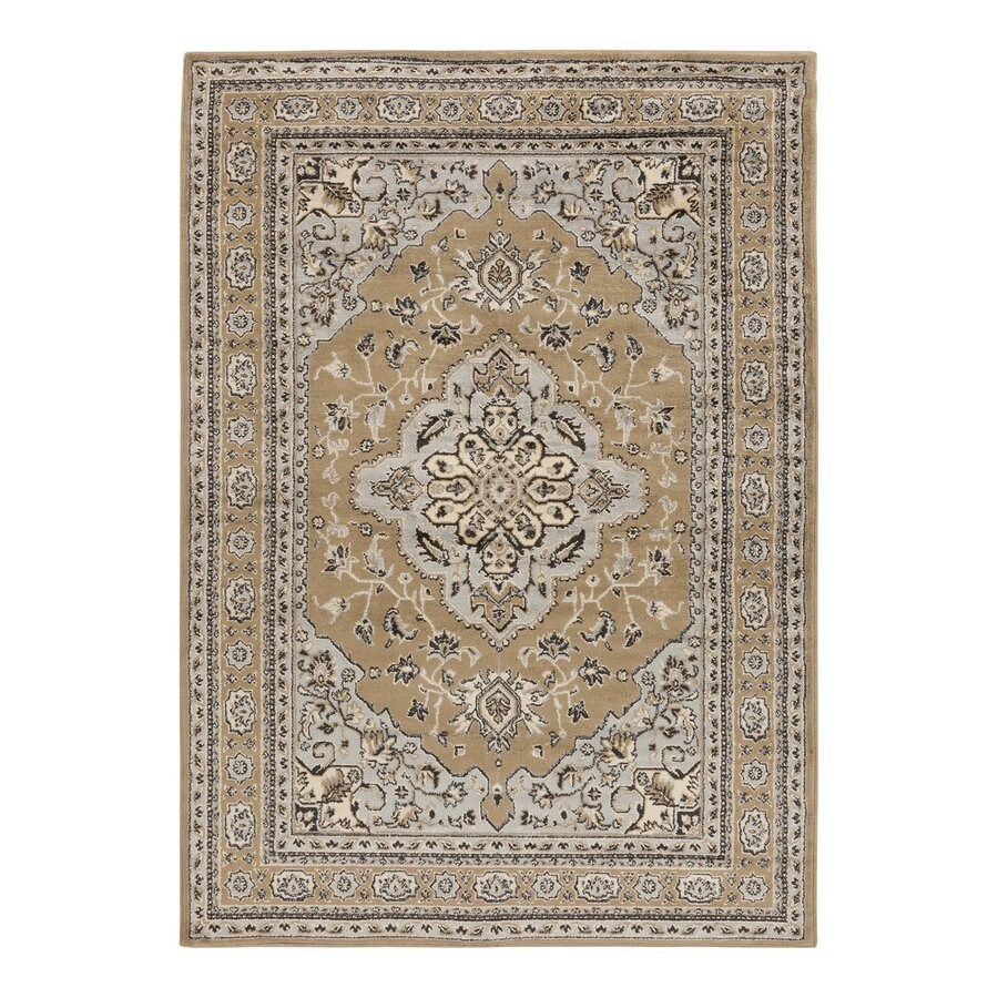 Surya Paramount Rectangular Indoor Machine-Made Oriental Area Rug (Common: 5 x 8; Actual: 5.25-ft W x 7.5-ft L)