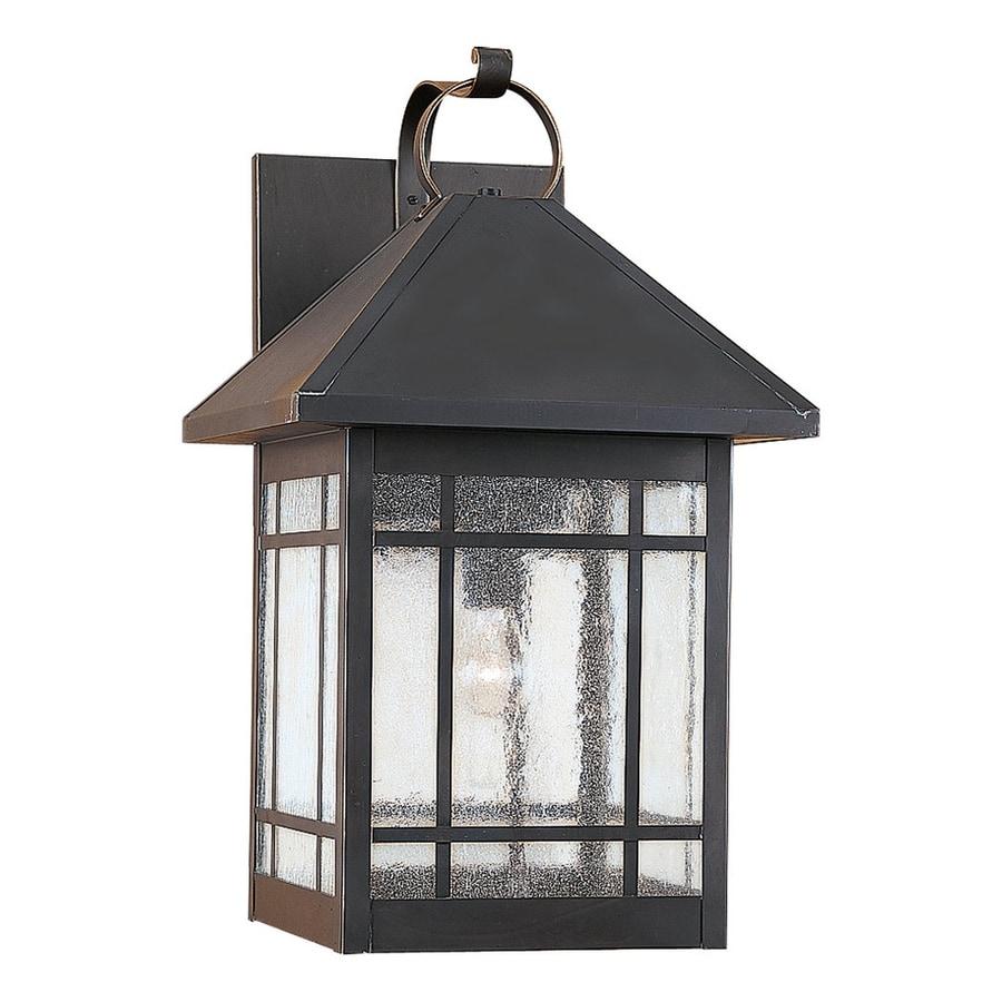 Shop Sea Gull Lighting Largo 22.75-in H Antique Bronze