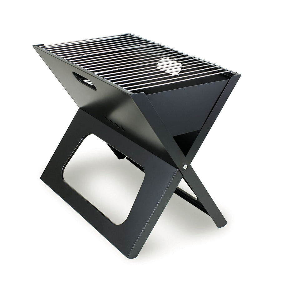 Picnic Time X Grill 203.5 Sq In Portable Charcoal Grill