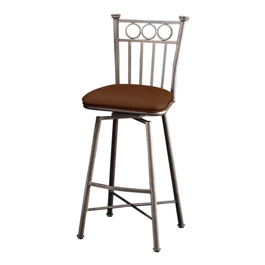 Impacterra Bostonian Shandora Toast 30-in Bar Stool