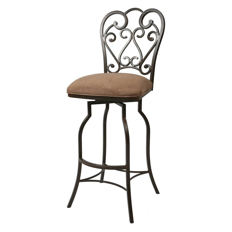 Pastel Furniture Magnolia Moccasin 30 In Bar Stool