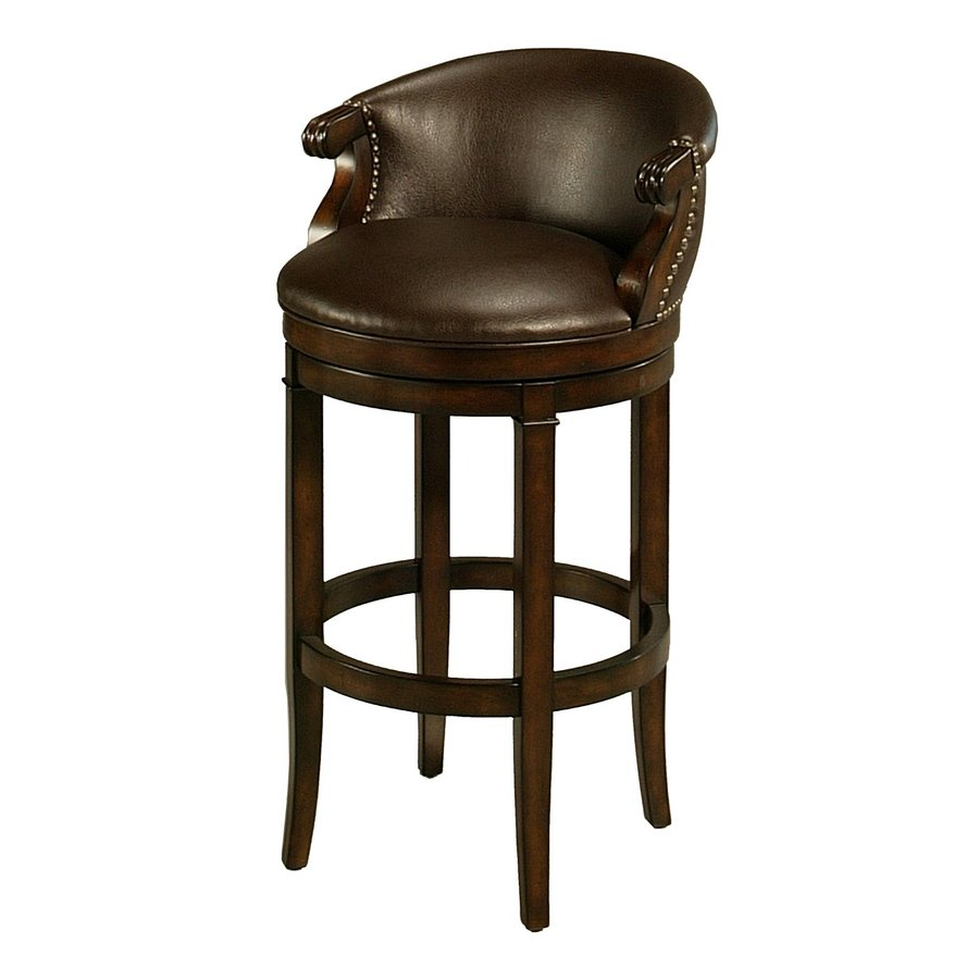 Impacterra Princetown Ridge 30-in Bar Stool