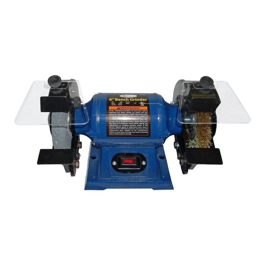 Shop K Tool International 6 In Variable Speed Bench