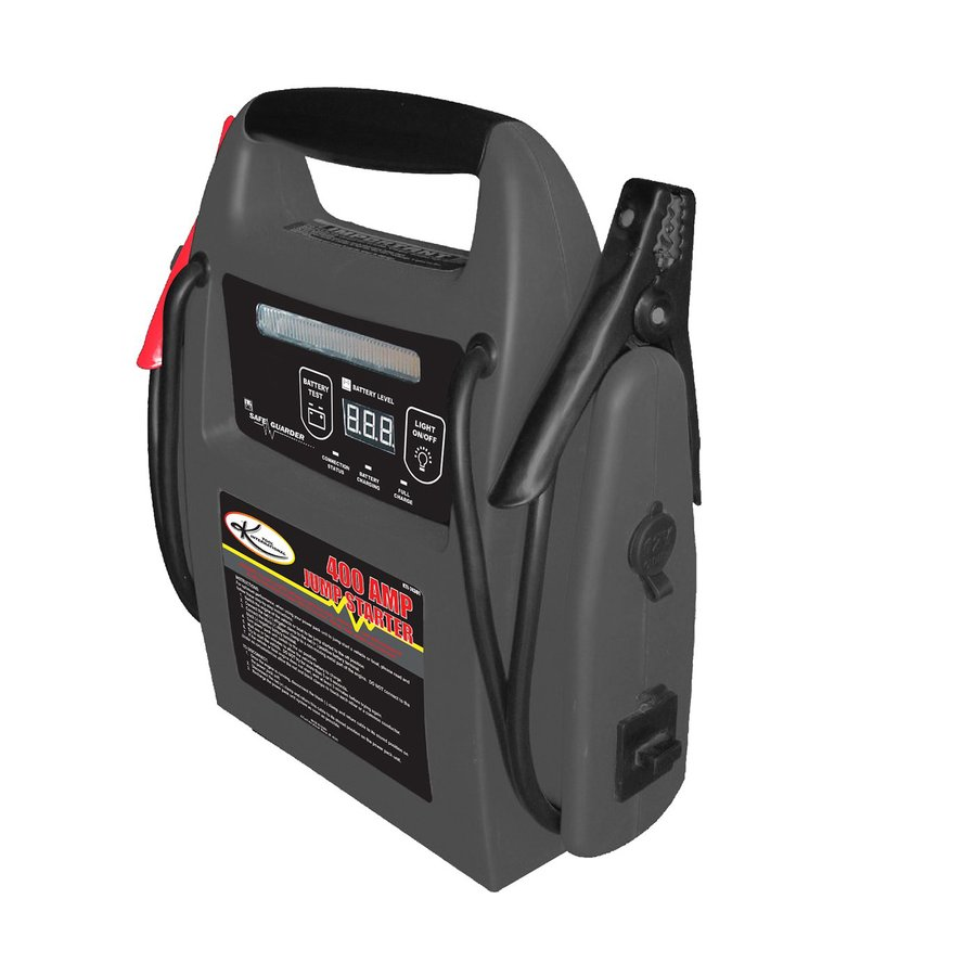 K Tool International 400-Amp Car Battery Jump Starter
