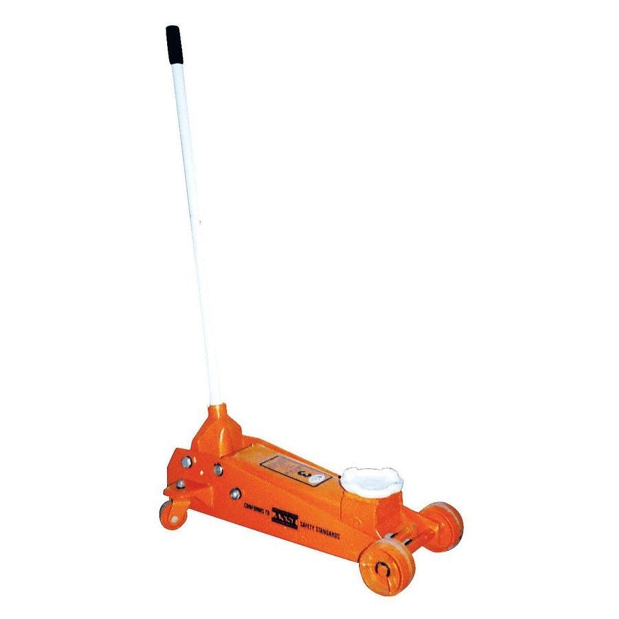 K Tool International 3-Ton Capacity Service Floor Jack