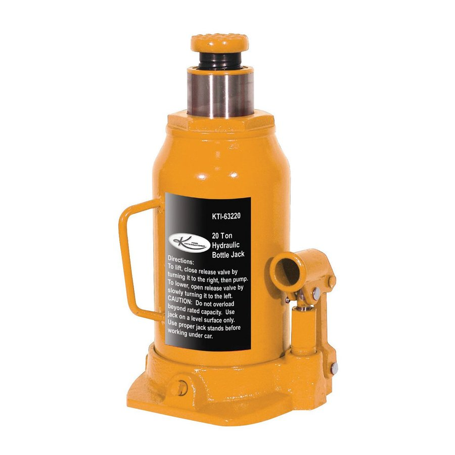 K Tool International Hydraulic Bottle Jack