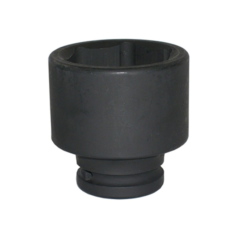 K Tool International 3/4-in Drive 2-in Shallow 6-Point Standard (SAE) Impact Socket